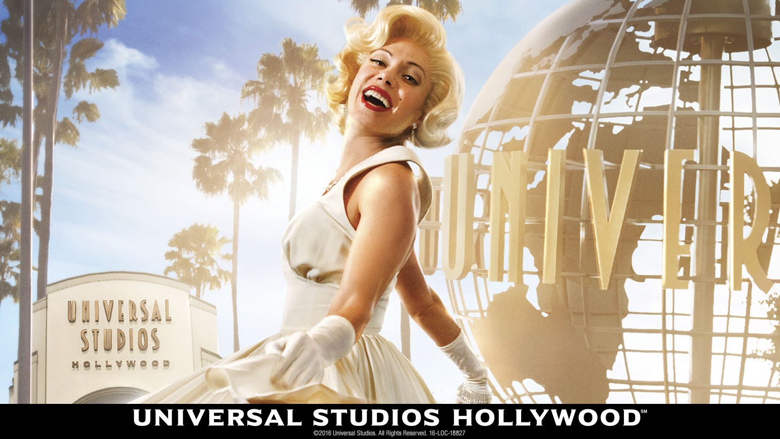 Universal Studios Hollywood Hotels - Marilyn Monroe