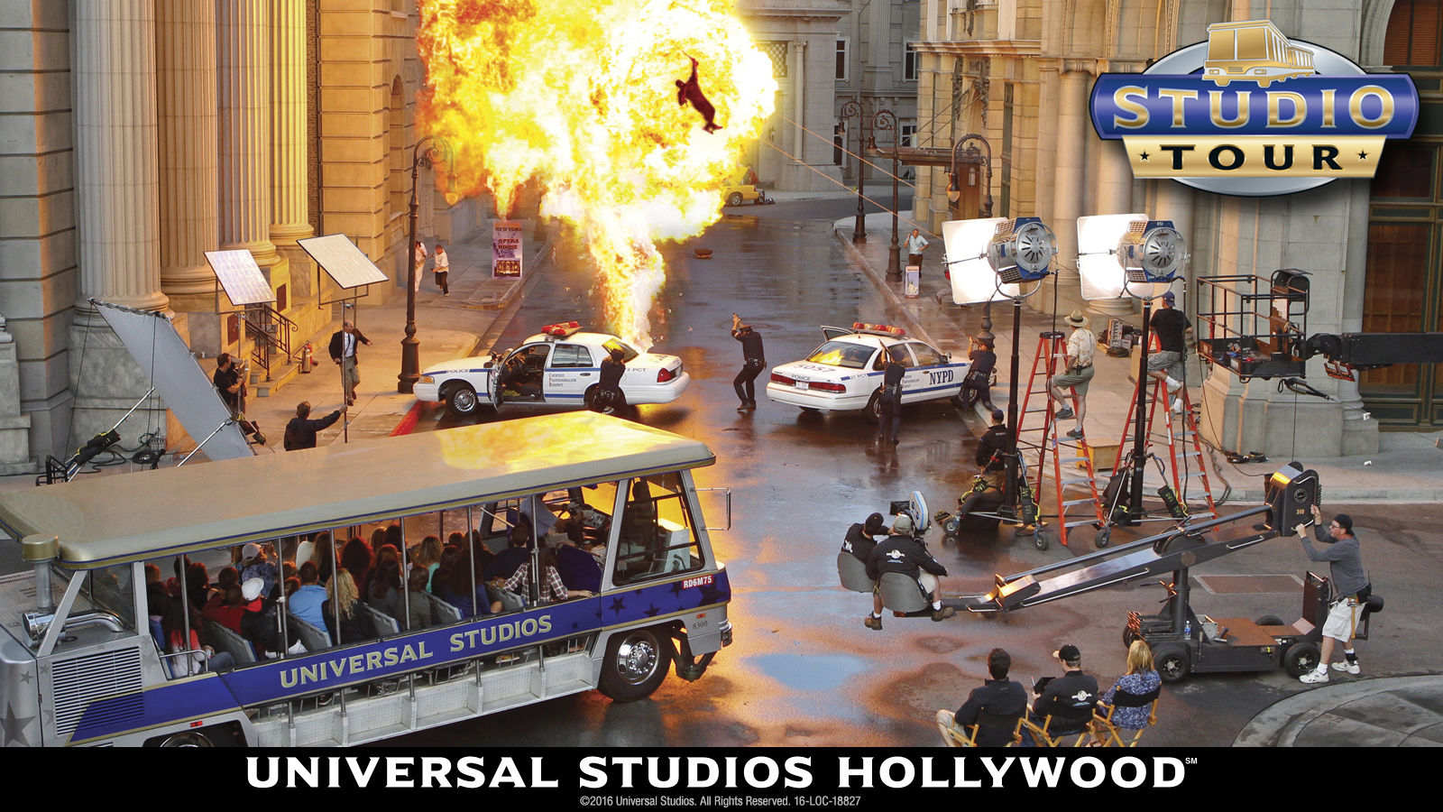 Universal Studios Hollywood Hotels - Universal Studios Hollywood Tour