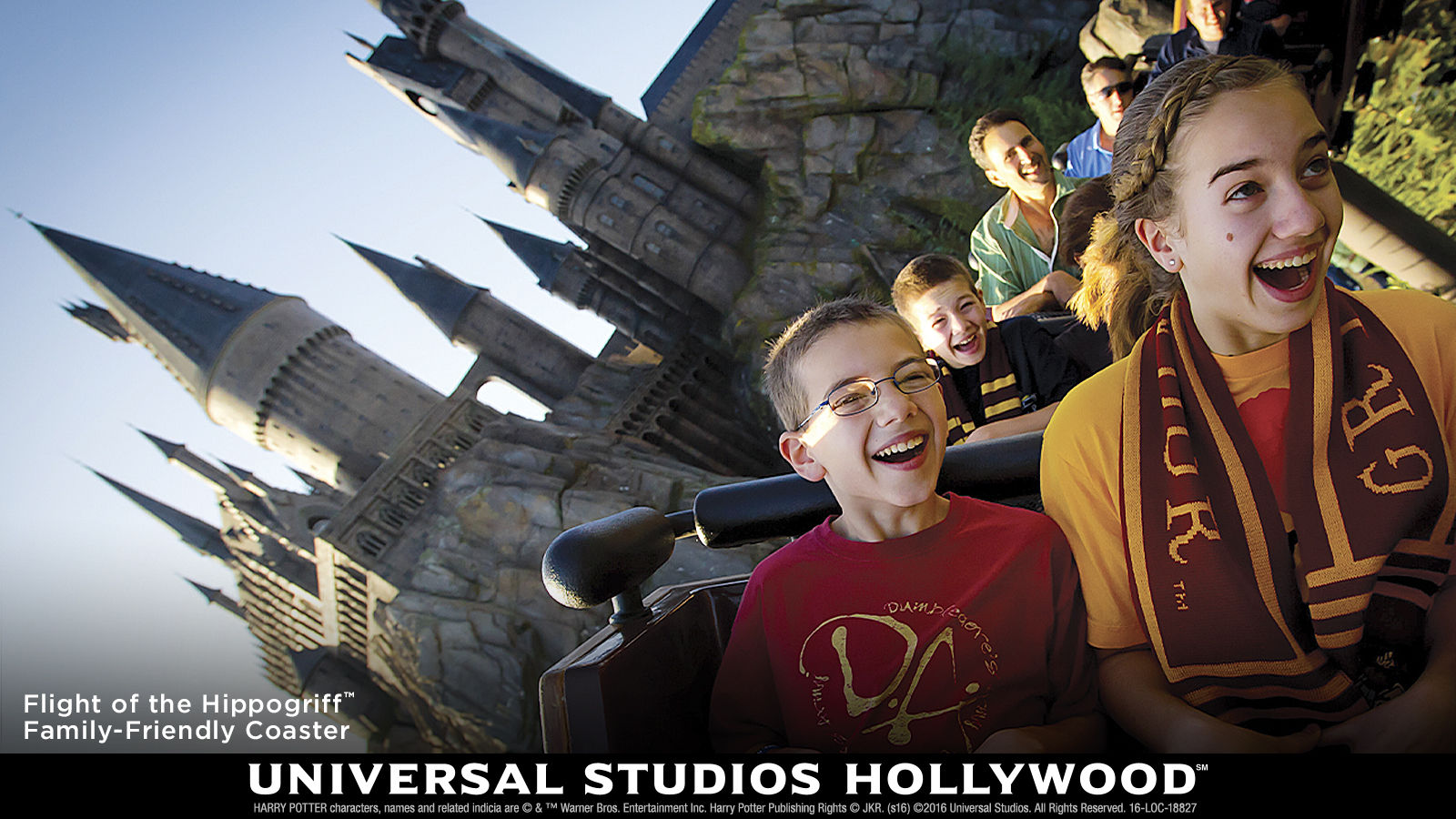 Universal Studios Hollywood Hotels - Wizarding World of Harry Potter