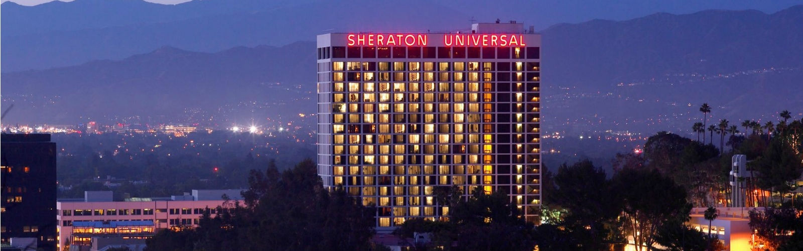Hotels In Hollywood Ca Sheraton Universal Hotel